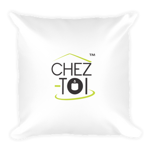 Square Pillow by Chez-Toi