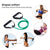 Resistance Band with Handles - Elastic Pull Rope