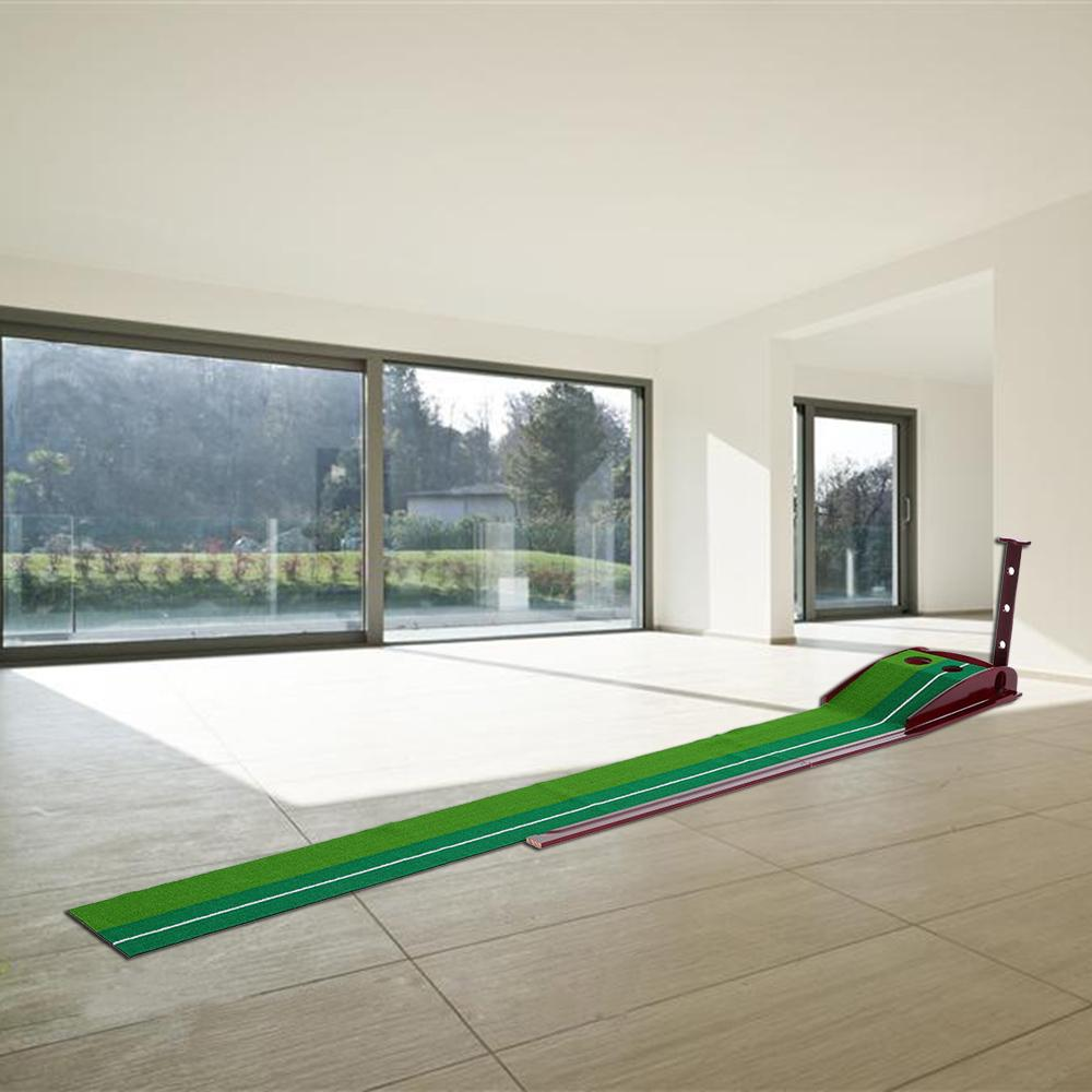 Indoor Golf Putting Training Mat