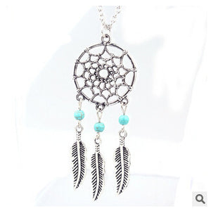 Trendy Dreamcatcher Necklace