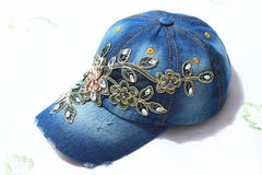 Snapback Baseball Cap for Women