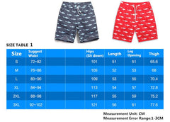 Quick Dry Surf Shorts