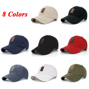 Baseball cap snapback hat fitted for men and women