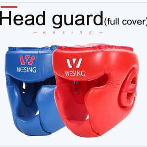 Pro Ultra-Light Head Guard Boxing Headgear