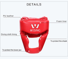 Pro Ultra-Light Boxing Head Guard