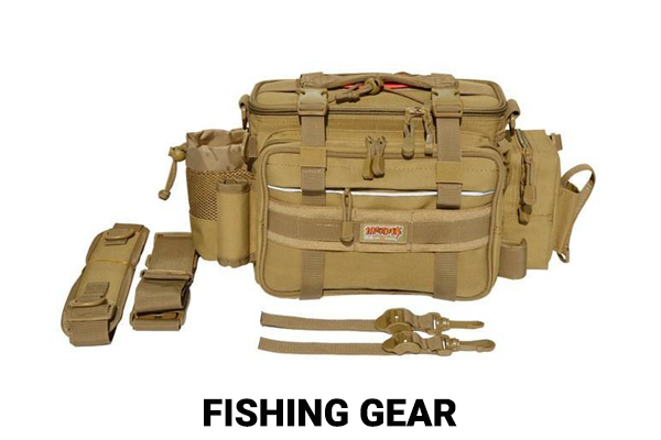 Fishing Gear Collection