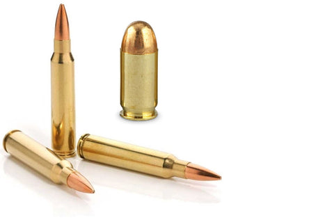 COMBO: 500 Rounds 223 55 GR FMJ REMAN & 100 Rounds 45 ACP 230 GR RN REMAN