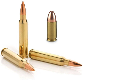 COMBO: 500 Rounds 223 55 GR FMJ REMAN & 100 Rounds 9MM 115 GR RN REMAN