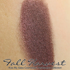 Kiss My Sass Cosmetics: Eyeshadow: Fall Harvest