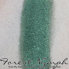 Kiss My Sass Cosmetics: Eyeshadow: Forest Nymph