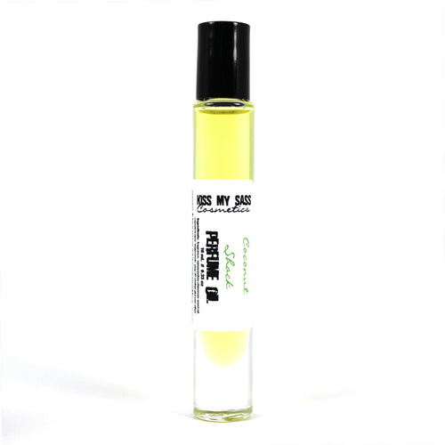 Perfume Oil: Coconut Shack