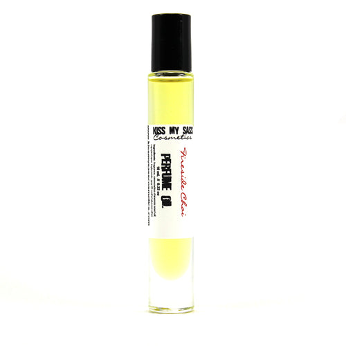 Perfume Oil: Fireside Chai