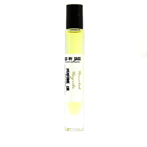 Perfume Oil: Haunted Hayride