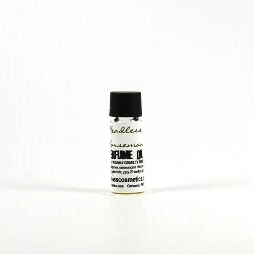 Perfume Oil: Headless Horseman