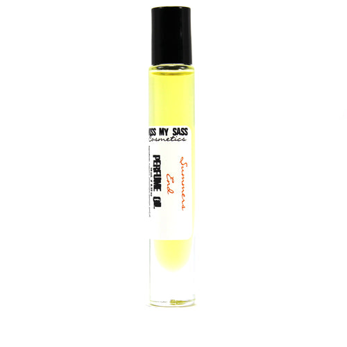 Perfume Oil: Summers End