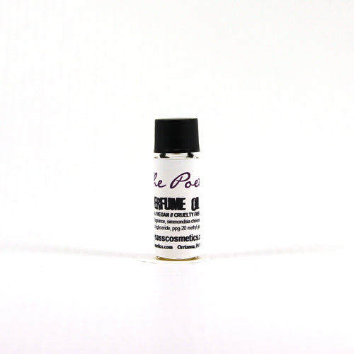 Perfume Oil: The Poet