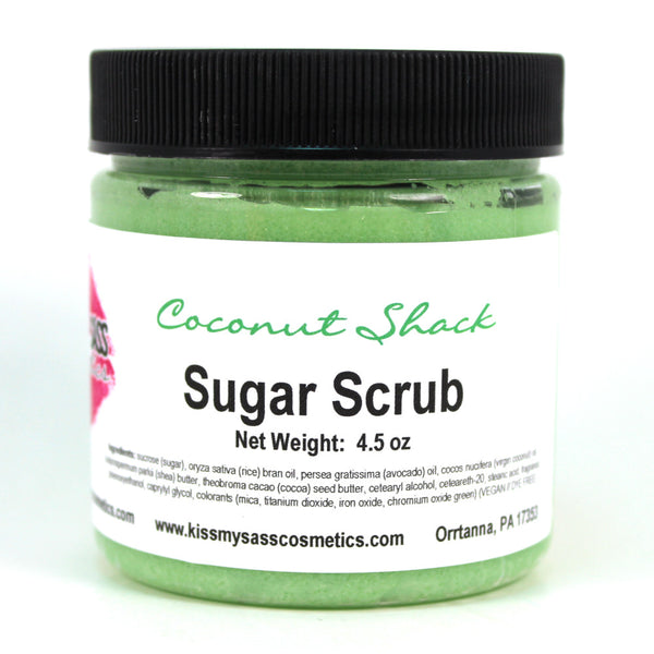 Sugar Scrub: Coconut Shack