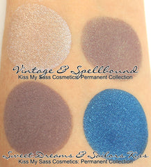 Kiss My Sass Cosmetics: Eyeshadow: Vintage