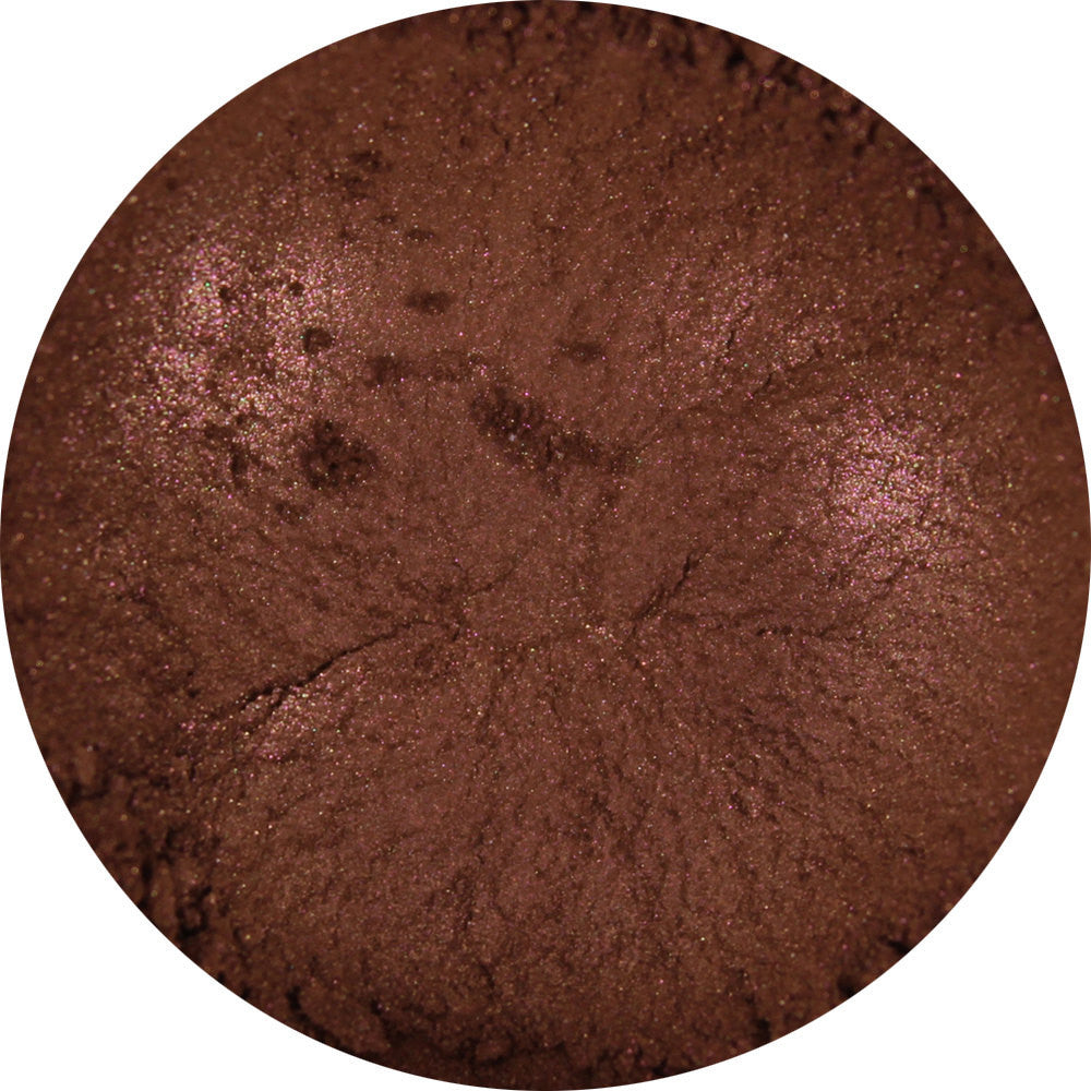 Kiss My Sass Cosmetics: Eyeshadow: Chocolate Truffle