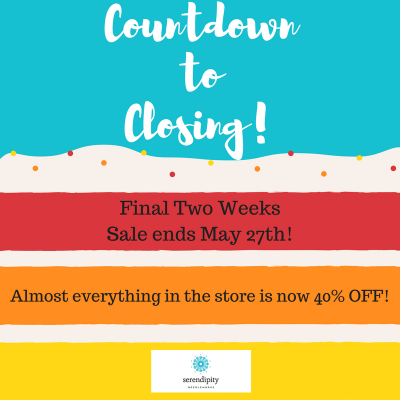 Countdown to Close Day!