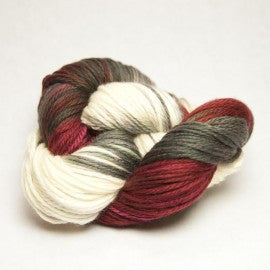 Crimson Pride Shepherd's Worsted