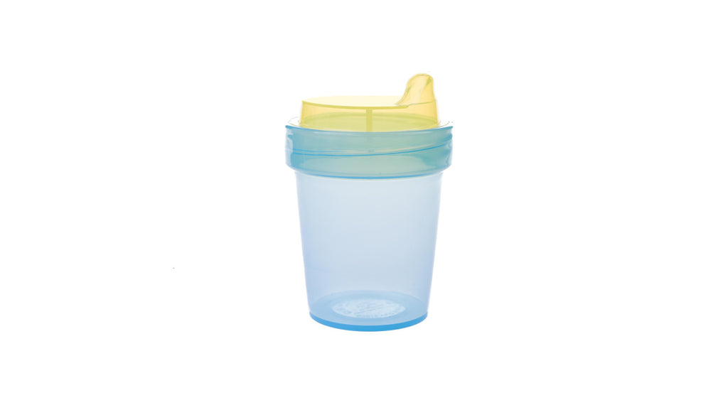 3 ways to transition away from a <br> sippy cup to an adult cup