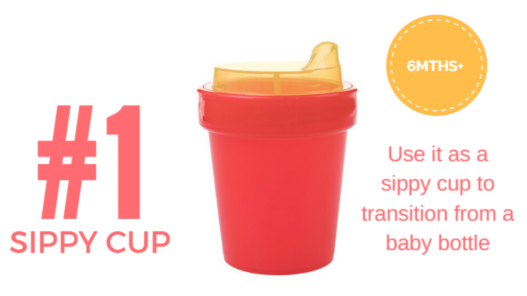 Baby Cups - Flippy Cup - Preorder