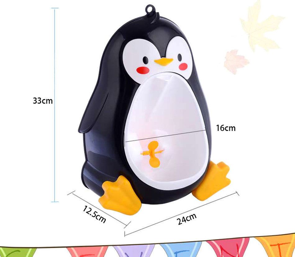 Potty Trainers - Penguin Potty Urinal For Boys