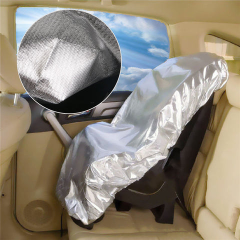 Cool Cover: The Heat Cover for Car Seats