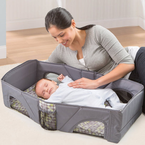 Compact Travel Bassinet