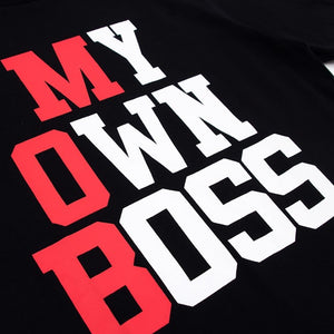 MY OWN BOSS TEE