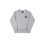 MOB SIGNATURE SWEATSHIRT (GREY)