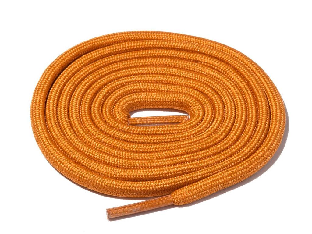 Camel Brown Solid Rope Laces Lace Supply Co