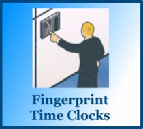 Fingerprint Time Clocks