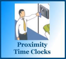 Proximity Time Clocks