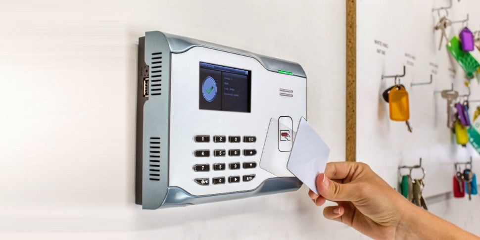 Affordable RFID Card Clock Systems