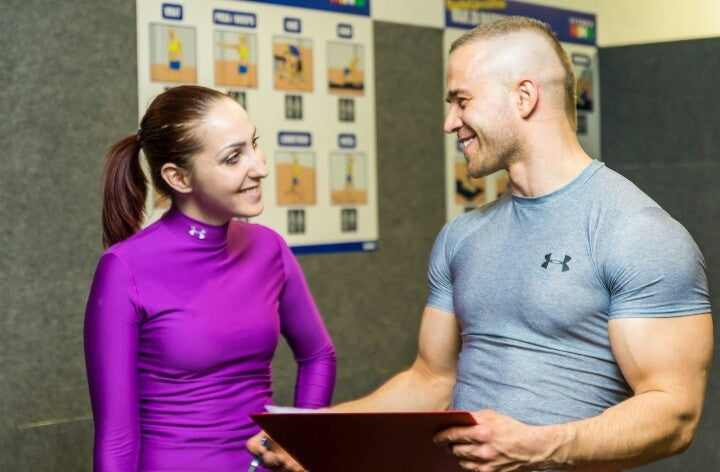 Why get a Personal Trainer?