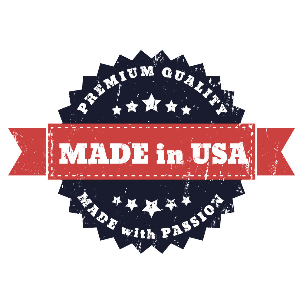 Lucky Franc's Pomades are proudly made in the USA!