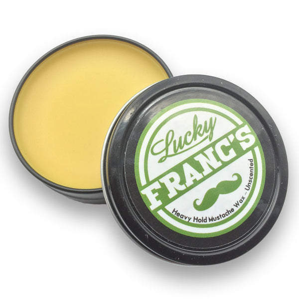 Mustache Wax 2oz. All Natural Unscented