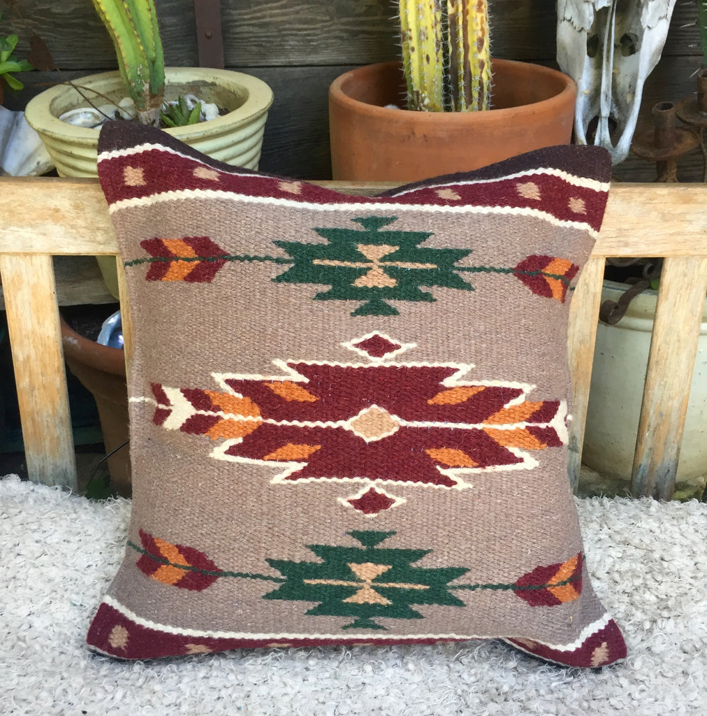 Southwest Style Pillows
