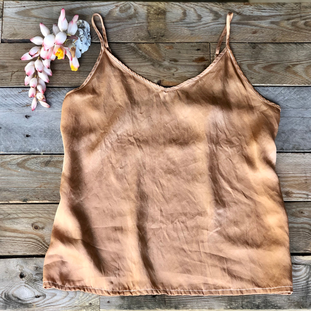 Naturally Dyed Camisole (S)