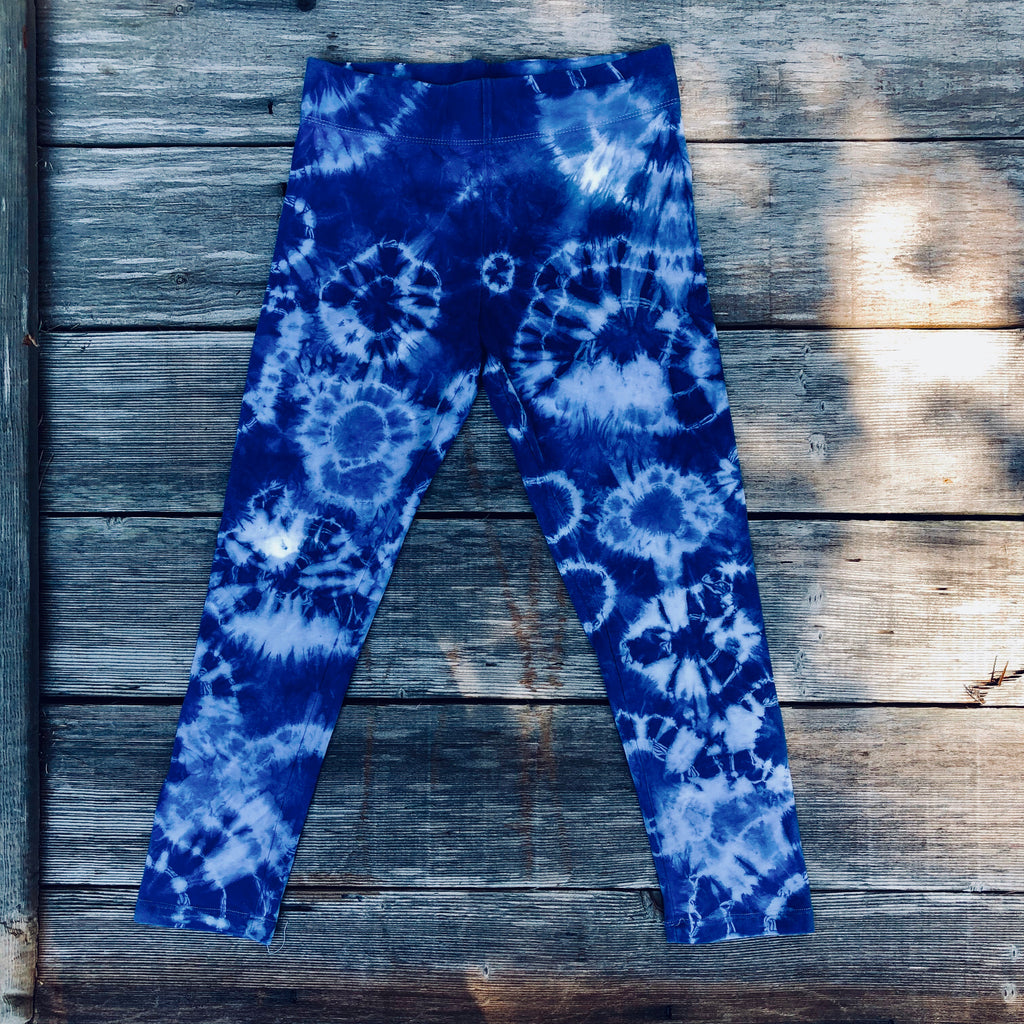 *                                   Indigo Leggings