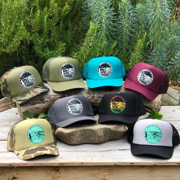 Big Sur Coast Logo Trucker Hats