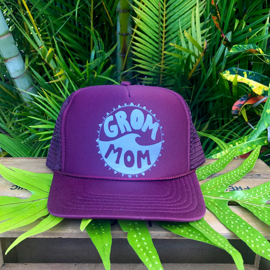 GROM MOM Trucker Hat