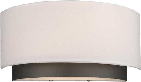 Z-Lite 196-2S 2 Light Wall Sconce Jade Collection White Finish - ZLiteStore