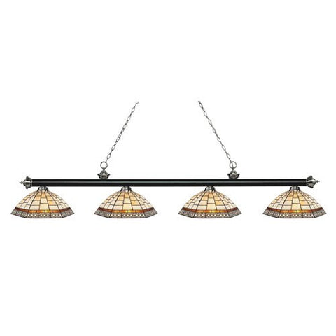 Z-Lite Riviera 200-4-Z14-35 Kitchen Island/Billiard Light