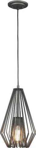 Z-Lite 442MP-BRZ 1 Light Mini Pendant Quintus Collection - ZLiteStore