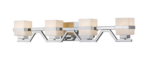 Z-Lite 1915-4V-CH-LED 4 Vanity Light 4
