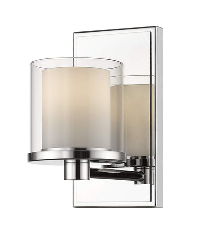 Z-Lite 1918-1S-CH-LED 1 Light Vanity 1