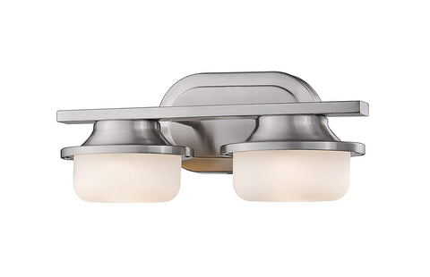 Z-Lite 1917-2V-BN-LED 2 Vanity Light 2
